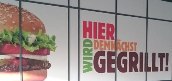 BurgerKing in Bernau unbeliebt. Fotos: Adler