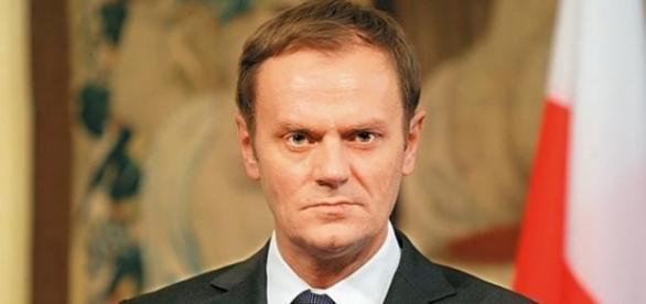 Donald Tusk, Presedintele Consiliului European