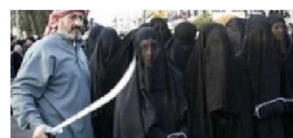 Femeile sunt transformate în sclave de extremiști