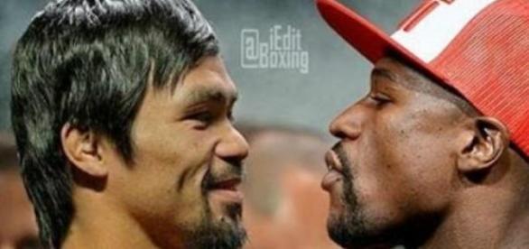 Floyd Mayweather vs Manny Pacquiao na żywo w TVP