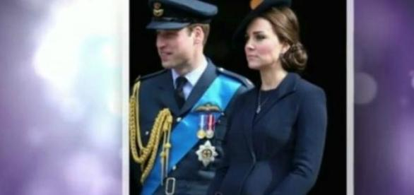 Kate Middleton przed narodzinami Royal Baby 2