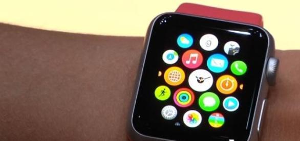 L'Apple Watch a été commercialisée le 24 avril.
