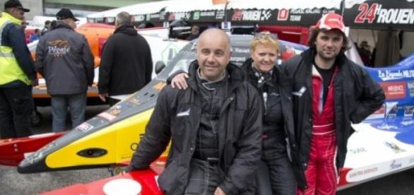 L'équipe du BOURGEOT RACING TEAM