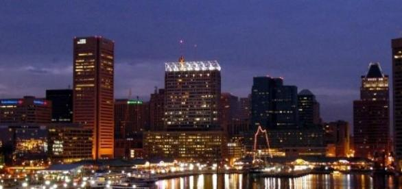 La ciudad de Baltimore se encuentra bajo violencia