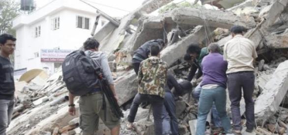 La desolación de Nepal llega a todos los países