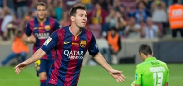 Leo Messi é o ídolo de Anfal