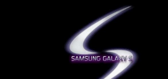 Logoul S al smartphone-urilor Samsung Galaxy S