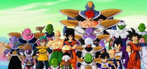 Personagens de Dragon Ball regressam em Julho