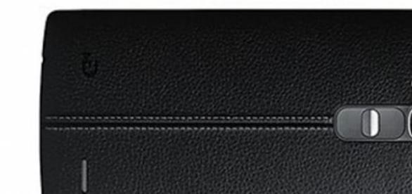 Retaguarda do smartphone LG G4