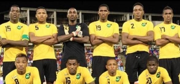 Selección Mayor de Fútbol de Jamaica