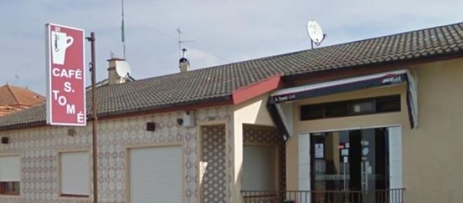 Homem mata quatro pessoas no café S. Tomé, na freguesia de Estela, Póvoa do Varzim.