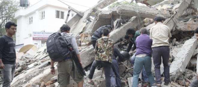 La desolación Nepal llega a todos los países