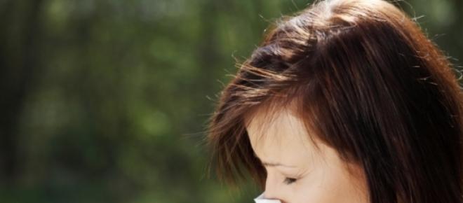 <p>Wiosna jest sezonem , gdzie wzrasta liczba osób cierpiących z powodu alergicznego nieżytu nosa <br /></p>   <p> </p>