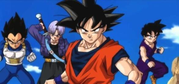 Goku e companhia estão de volta!