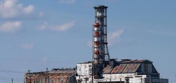 Ogromny pożar w okolicach elektrowni w Czarnobylu