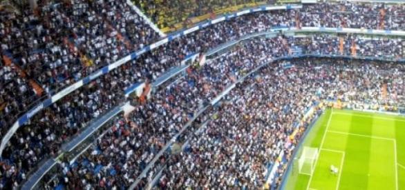 Real Madrid-Almería joga-se hoje no Bernabéu