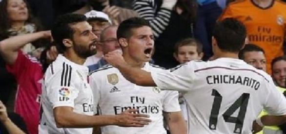 Real Madrid sigue apretando en la Liga