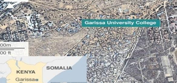Der Campus in Garissa wurde zum Ziel des Angriffs.