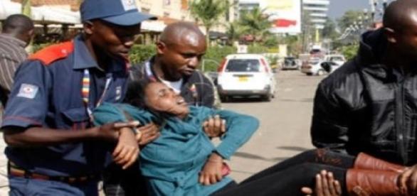 Dezenas de estudantes foram mortos no ataque
