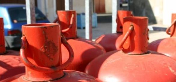 El gas en botella como opción económica.