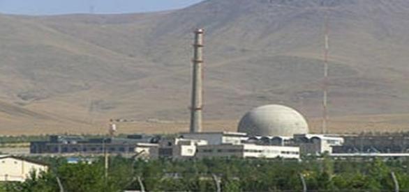 Fabryka nuklearna w irańskim Arak