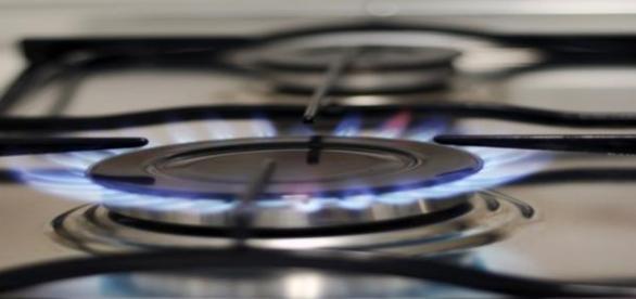 Gas natural en un hogar español