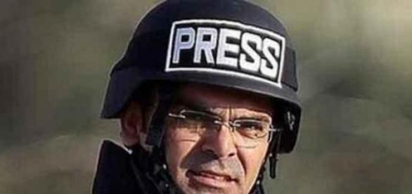 Le journaliste turc a raconté son histoire.