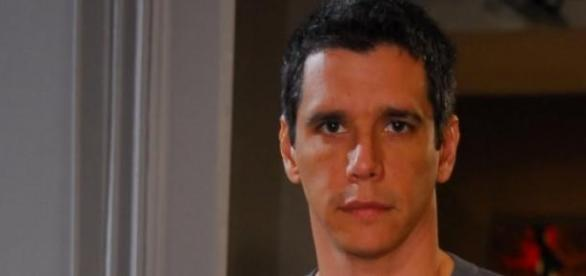 Márcio Garcia está fora da Globo