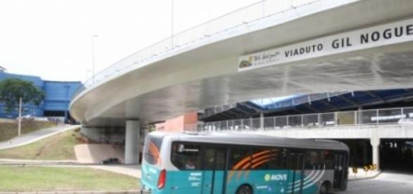 Viaduto Gil Nogueira em Belo Horizonte