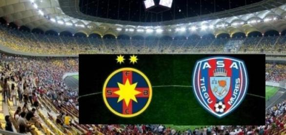 ASA Târgu Mureş a învis Steaua