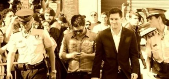 Czy tym razem Leo Messi odpowie za swoje oszustwa?