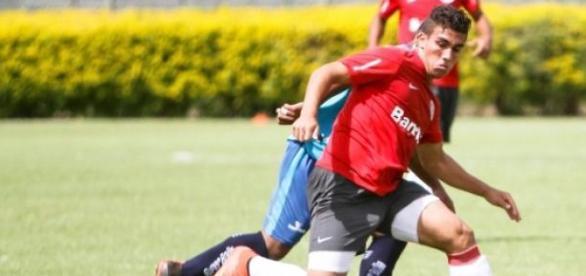 Gonzalo é aposta na categoria de base do Inter