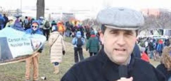 Marc Morano censurado no Vaticano