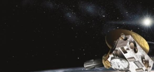 NH detecteaza suprafata lui Pluto/Foto: NASA