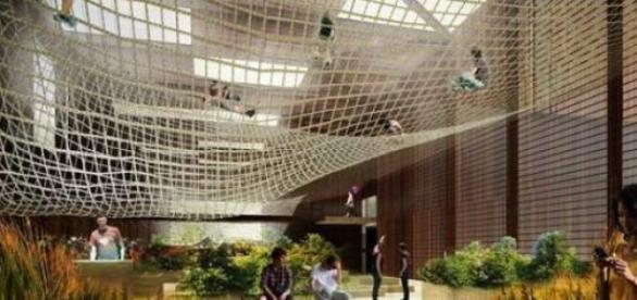 Pavilhão do Brasil terá 4 mil m²
