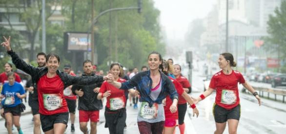 'Wings for Life World Run' edição 2015 Porto