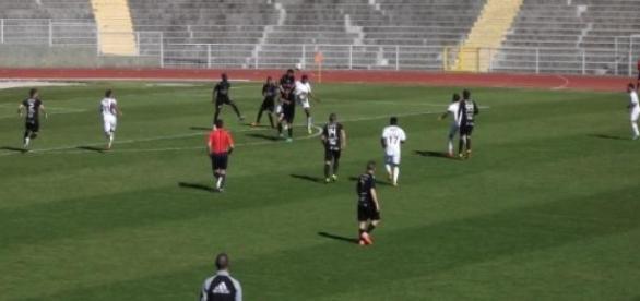 Académico goleou Oriental 4-0