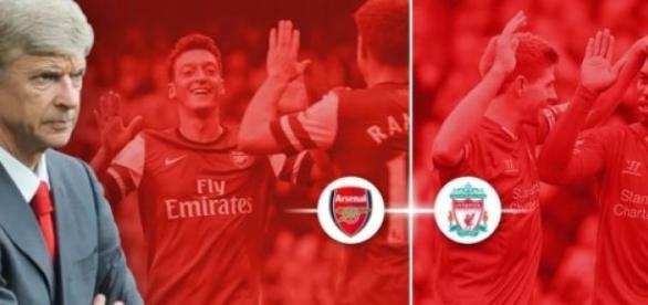Arsenal zmierzył się u siebie z Liverpoolem.