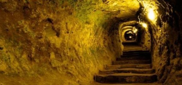 Au fost descoperite noi tuneluri in Turcia