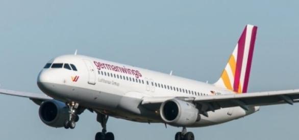 Avion aparținând Germanwings