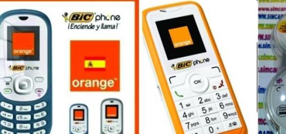 Bic, Alcatel si Orange Franta - noua tehnologie