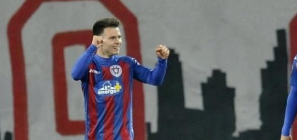 Claudiu Bumba a marcat golul victoriei