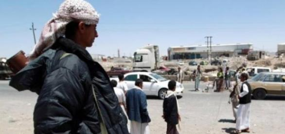 Conflitos no Iêmen. Fonte: O Globo