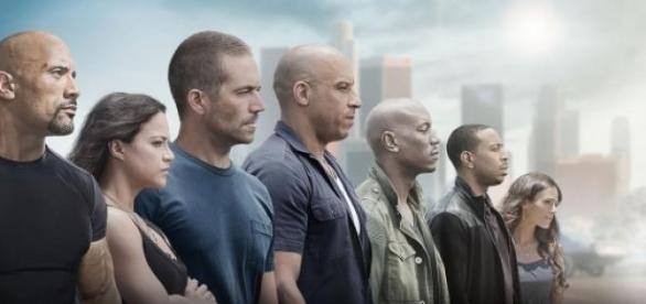 Fast and Furious 7 bald bei Wuaki, Foto: Universal
