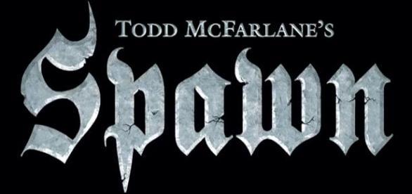 Le logo officiel du film Spawn par Todd McFarlane.