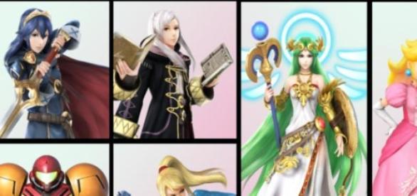 Personajes que pronto tendrán su amiibo