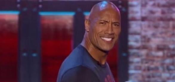 "Rock rocks Taylor Swift's ""Shake if Off"""