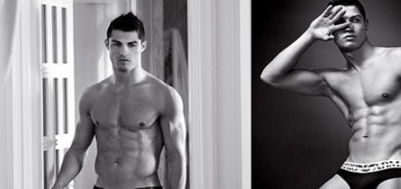 Ronaldo pode tornar-se um símbolo 'spornossexual'.