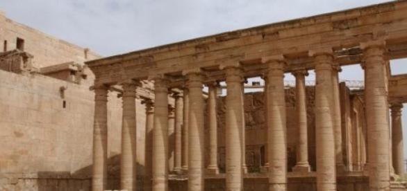 Ruinele arheologice de la Hatra