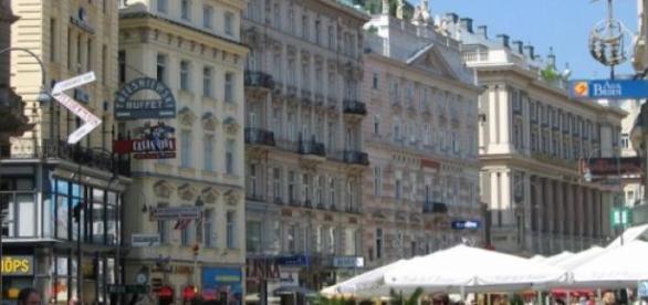 Studentul dispărut, găsit teafăr in Viena